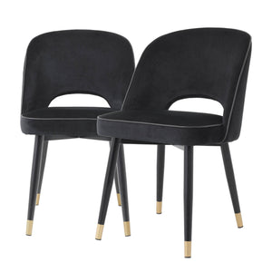 DINING CHAIR CLIFF SET OF 2