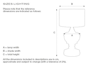 Table Lamp Universal