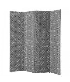 Folding Screen Celeste Rhombus
