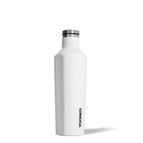 Thermosfles white 0,75l Corkcicle