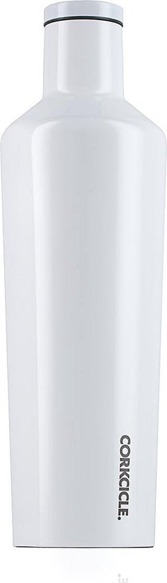 Canteen Modernist White Thermosfles 750 ml Corkcicle