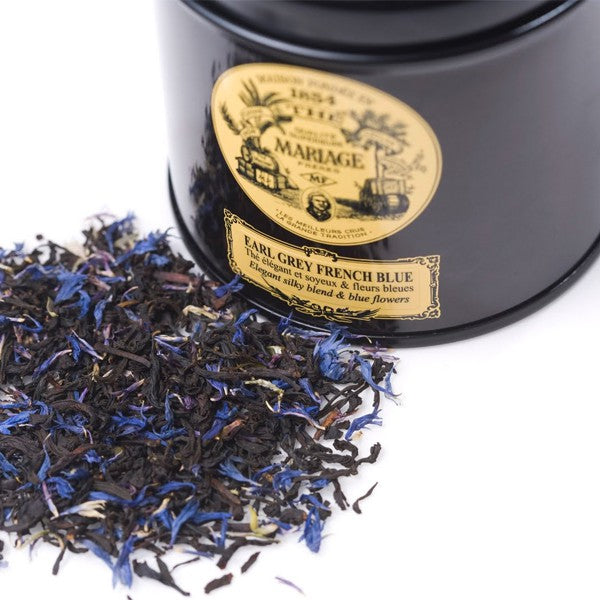 Earl Grey French Blue