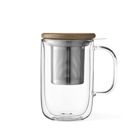 Minima Balanced Tea Cup Double Wall 0,5 l