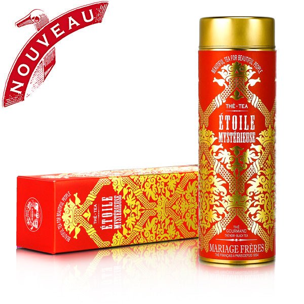 Étoile Mystérieuse - Beautiful tea for beautiful people