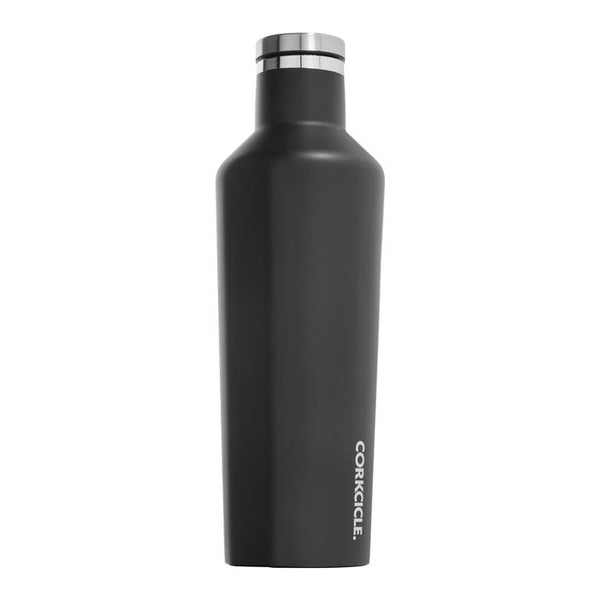 Thermosfles black 0,48 l Corkcicle