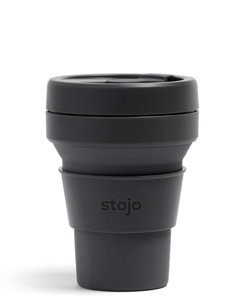 Stojo Collabsible Cup 470 ml carbon