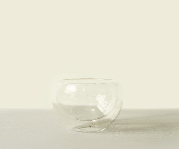 Cloud Glass Chawan