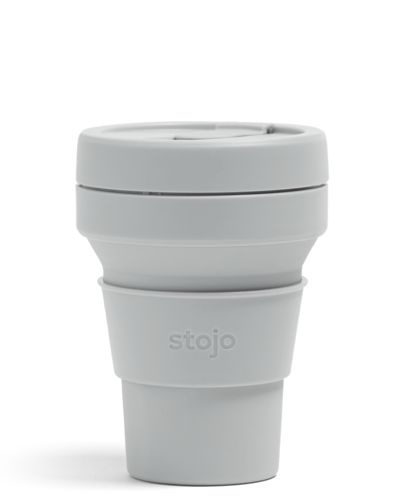 Stojo Collabsible Cup 355 ml cashmere