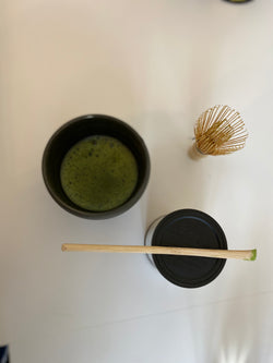 Matcha bowl set