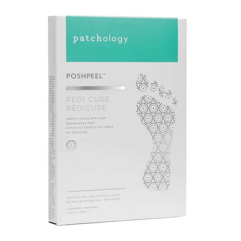 PoshPeel PediCure 1 treatment box