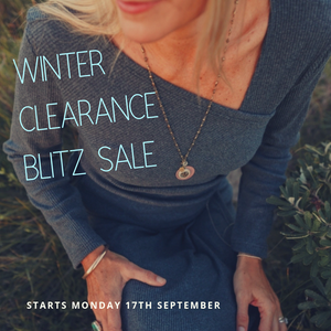 Winter Clearance Blitz SALE