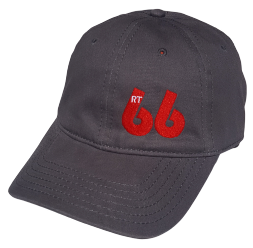 THE TWO GUNS ROUTE 66 CAP - ROUTE 66 - CLASSIC CAPS & HATS