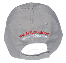 Load image into Gallery viewer, THE ALBUQUERQUE ROUTE 66 CAP - ROUTE 66 - CLASSIC CAPS & HATS