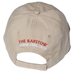 THE BARSTOW ROUTE 66 CAP - ROUTE 66 - CLASSIC CAPS & HATS