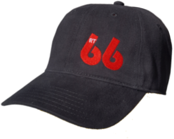 THE ROUTE 66 CLASSIC CAP - ROUTE 66 - CLASSIC CAPS & HATS