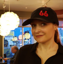 Load image into Gallery viewer, THE ROUTE 66 CLASSIC CAP - ROUTE 66 - CLASSIC CAPS & HATS