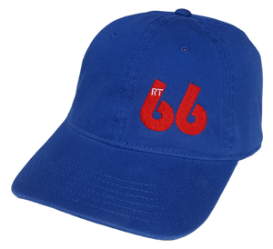 THE ST LOUIS ROUTE 66 CAP - ROUTE 66 - CLASSIC CAPS & HATS
