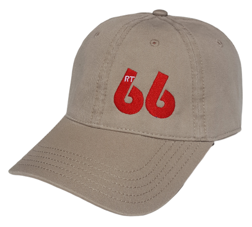 THE WINSLOW ROUTE 66 CAP - ROUTE 66 - CLASSIC CAPS & HATS