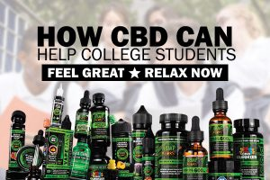 6 Problems College Students Face & How CBD Can Help