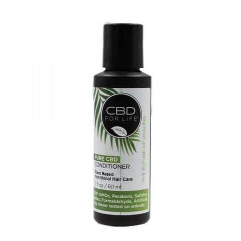 Urban Vape & CBD - CBD For Life - Pure CBD Conditioner Travel Size