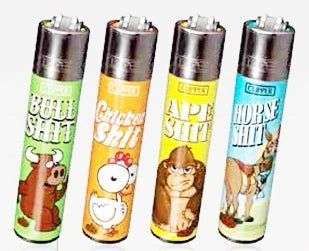 Urban Vape & CBD - Clipper - Funny Animal Lighter