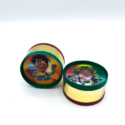Rasta 3D Grinders - Assorted