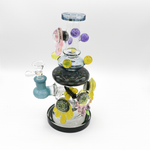 Honey Comb Water Products By Tattoo Glass - Assorted Colors