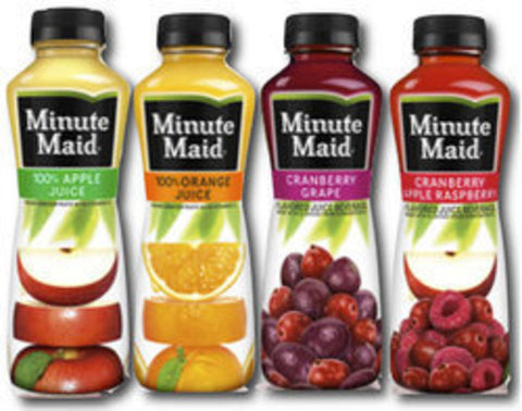 Minute Maid Juice 12oz