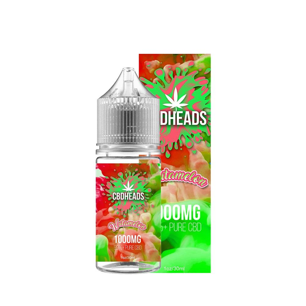CBD Heads - Wutamelon - 30ML E-Liquid