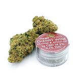 1g-5g Jar Hemp Living Cherry Wine