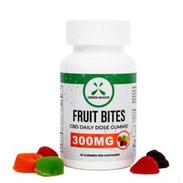 Green Roads - CBD Fruit Bites - 300MG