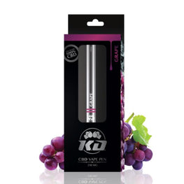 Knock Out CBD - Vape Pen - Grape - 250MG