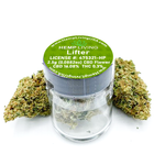 1g-5g  Jar Hemp Living Lifter