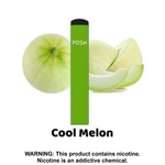 POSH 1.5ML DISPOSABLE POD DEVICE - Cool Melon