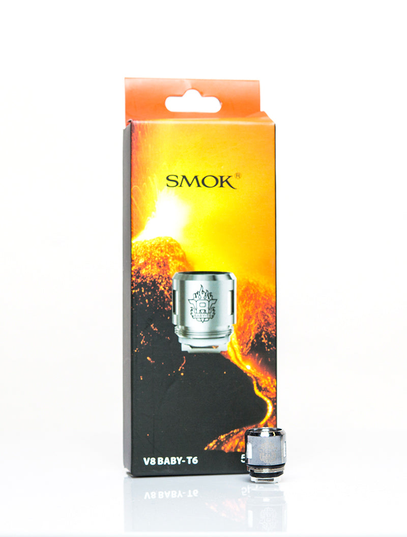 Urban Vape & CBD - Smok - (1x) Single TFV8 Baby Beast Replacement Coil - (Add 5 For Full Pack)