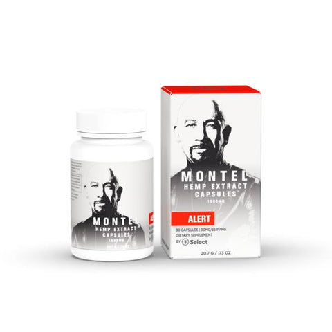 Select CBD - Montel By Select - Alert - 50MG Each