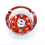 Poker Ashtrays - Assorted Designs
