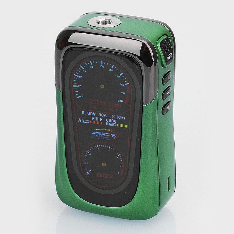Urban Vape & CBD - REV - GTS 230W TC Box Mod