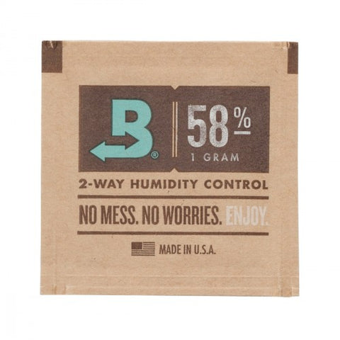 Boveda 58% 1g (1) 20 COUNT PACK