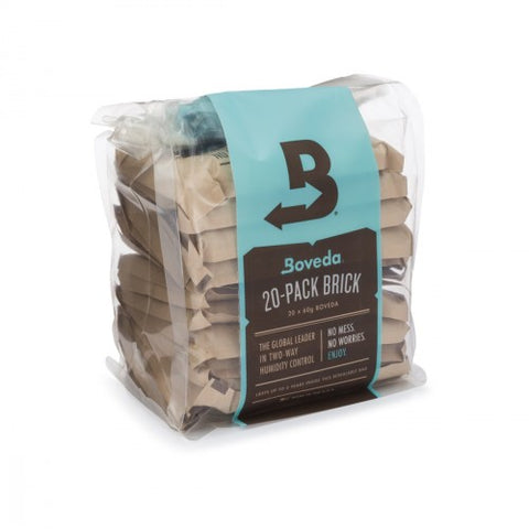 Boveda 62% 67g (1) 20 COUNTPACK