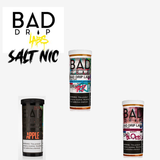 Bad Drip Salt Nics E-Liquid 45MG 30ML