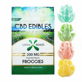 Urban Vape & CBD - Green Roads - CBD Froggies - 200MG