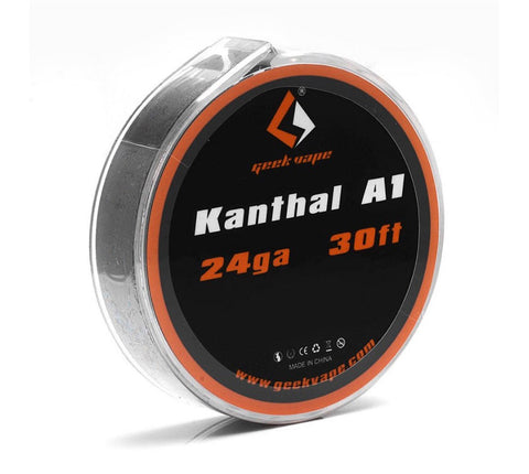 Urban Vape & CBD - Geek Vape - Kanthal - 24G 30Ft Spool