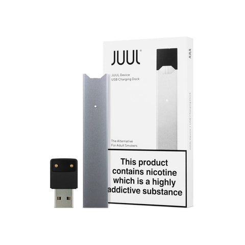 JUUL Device and USB Charging Dock kit