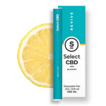 Select CBD - Lemon Vape Pen - 250MG