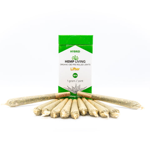 Hemp Living 5 Pack Pre-Rolls - Lifter