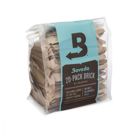 Boveda 58% 67g (1) 20 COUNTPACK