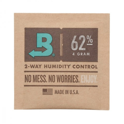 Boveda 62% 4g Packets