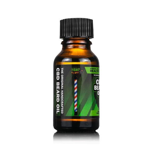 Urban Vape & CBD - Hemp Bombs - 25mg CBD Beard Oil