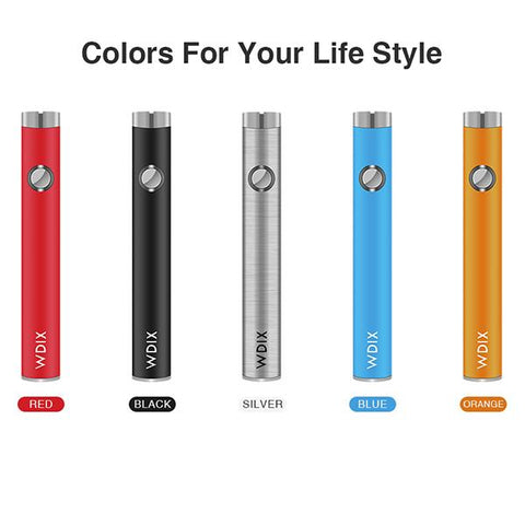 Wellon WDIX Variable Voltage Cartridge Battery